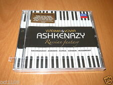 VLADIMIR & VOVKA ASHKENAZY - RUSSIAN FANTASY CD MUSIC PIANOS ~ NEW & SEALED !
