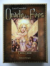ORACLE DES FEES - DE LUCY CAVENDISH - 47 CARTES + UN LIVRE