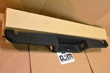 2015 Ford F-150 Top Step Pad Rear Bumper Cover Black new OEM FL3Z-17B807-DA