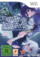 Nintendo Wii juego-Fragile Dreams: Farewell ruina of the Moon (con embalaje original)