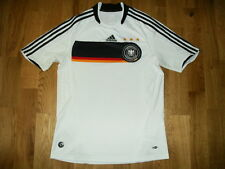 TEAM GERMANY 2008/10 Adidas M HOME shirt jersey TRIKOT EURO 08 DFB