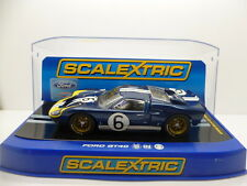 Scalextric C3097 Ford GT40 Mk11, 1968 Andetti/Bianchi No.6, mint unused