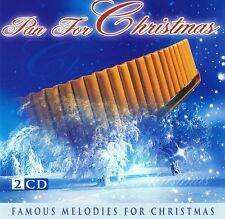 Pan for Christams - 2 CD NEU Silent Night, Holy Night The Holly And The Ivy