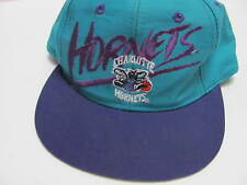 "Charlotte Hornets Green & Purple Baseball Cap Hat - Tag shows ""TODDLER"""