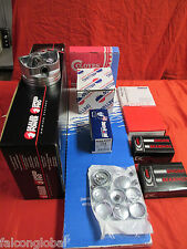 Olds 425 Master engine kit 1965 66 67 pistons rings gaskets bearings no cam 4bbl