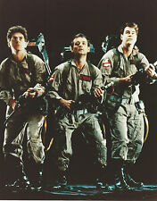 GHOSTBUSTERS 8 X 10 PHOTO WITH ULTRA PRO TOPLOADER