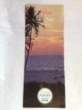 Leaflet - Goa - Sun, Sand and Sea by Club Mahindra, Varca Beach, Goa