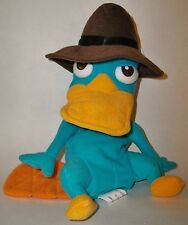 Transforming Perry the Platypus Talking Reversible Phineas Ferb Disney