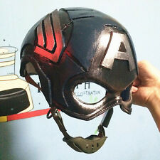 Captain America Helmet Costume DJ MC Fancy Dress Party Mask Club Nightclub Party