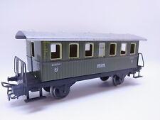 LOT 27726 | Märklin H0 4040 Personenwagen Plattformwagen