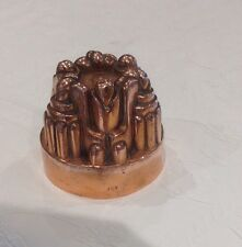 Superb Antique Victorian Copper Jelly Mould.Numbered 371