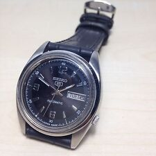 Orologio Seiko 7009 Automatico Day_date Mm 37 Black Perfect Watch