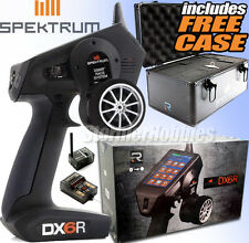 Spektrum DX6R 6-CH DSMR Android-Powered Radio system with FREE Aluminum-Case