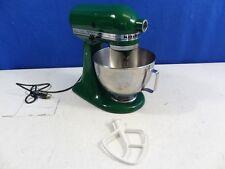 Kitchenaid Mixer Green Ebay