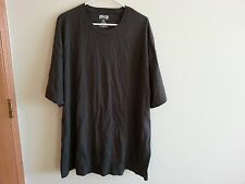 Duluth Trading charcoal short sleeve shirt - mens 2XL longtail