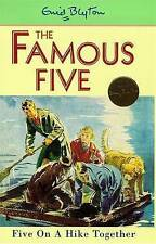 NEW   HARDBACK  (10)  FIVE ON A HIKE TOGETHER ( FAMOUS FIVE book ) Enid Blyton