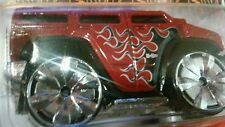 HOT WHEELS HAPPY BIRTHDAY HUMMER H2 BRAND NEW SEALED ON CARD