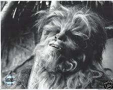 Official Pix Chewbacca Peter Mayhew8x10 unsigned B&W Photo Star Wars ROTJ