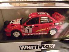 MITSUBISHI LANCER EVO V MAKINEN RALLYE AUSTRALIE 1998  white box