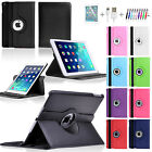 360°Rotating Smart Flip Leather Case Cover for New iPad 5 iPad Air