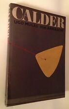 UGO MULAS H.H. ARNASON CALDER 1971 SILVANA EDITORIALE D'ARTE FOTOGRAFIA