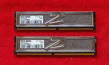 OCZ Platinum 4GB (2x2GB) DDR2-1066 RAM w/ Black PCB PC2-8500 OCZ2P10664GK