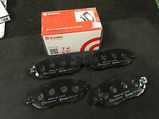 LEXUS IS200 1999 ON BREMBO FRONT BRAKE PADS NEW P83037