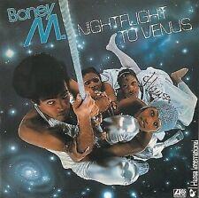 BONEY M Nightflight To Venus 1978 UK  vinyl LP EXCELLENT CONDITION