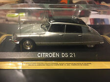 "DIE CAST "" CITROEN DS 21  "" LEGENDARY CARS SCALA 1/43"