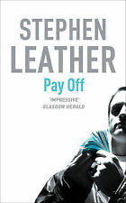 "Pay Off Stephen Leather ""AS NEW"" Book"