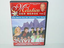 "*****DVD-VARIOUS ARTISTS""MELODIEN DER BERGE-Folge 2""-MCP Sound & Media*****"