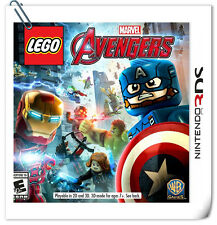 3DS Nintendo LEGO Marvel's Avengers Action Adventure Warner Home Video