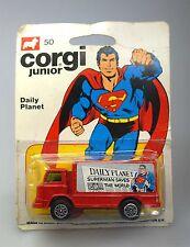 SUPERMAN TRUCK VON CORGI  -IN OVP – VON 1976 –********