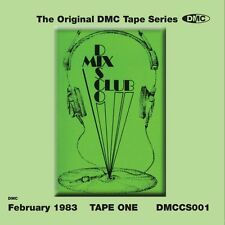 DMC The Original Tape Series - Floorfillers Vol One February 1983 Mixed DJ CD