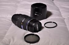 Olympus Zuiko 50-200mm f/2.8-3. SWD ED Lens PERFECT with bonus filters
