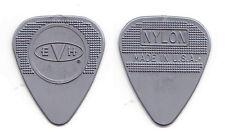Eddie Van Halen EVH Custom Molded Silver Herco Guitar Pick - 1 Dot - 2008