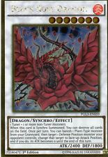 PGL3-EN059 BLACK ROSE DRAGON  Gold  Rare -