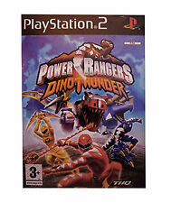 Power Rangers: Dino Trueno (Sony PlayStation 2, 2004) - Versión Europea