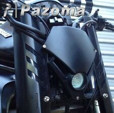 LED Head Light Motorcycle Street Fighter Dual Sport for Ducati Honda Ktm Custom