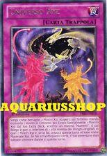 Yu-Gi-Oh! Universo Xyz PRIO-IT078 Rara ITA Xyz Universe Fortissimo Nuovo   Zexal