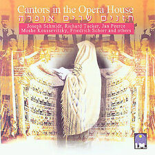 Cantors in the Opera House: Cantors in the Opera House Import Audio CD