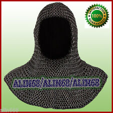 Chainmail Coif For Sale Chain Coif Armour Chain Mail Hood Chain Mail Clothing