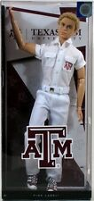 BARBIE COLLECTOR TEXAS A&M UNIVERSITY KEN DOLL 2012 Mattel NEW Aggies