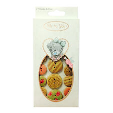 Me To You Mother's Day Wooden Buttons for cards or crafts