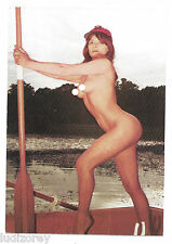 CPSM B23 DAILY GIRL PIN-UP NUE TOPLESS MISS SEXY GOGO CHARME GLAMOUR NUDE NAKED