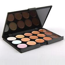 15 Farben Make Up Abdeckcreme Palette Concealer Camouflage Set