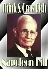 Napoleon Hill Think & Grow Rich 13 ebooks + Audio on CD