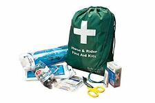 ROBINSONS HORSE & RIDER FIRST AID KIT EQUINE EQUESTRIAN FOR ACCIDENTS WOUNDS CUT
