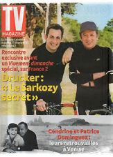 FIGARO TV 04/12/2004 sarkozy drucker cendrine dominguez