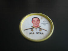 1962/63 SHIRRIFF NHL FRANK MAHOVLICH COIN #53 ****ALL STAR****